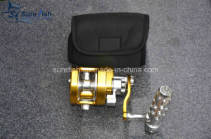 Top Quality CNC Machined Trolling Fishing Reel pictures & photos