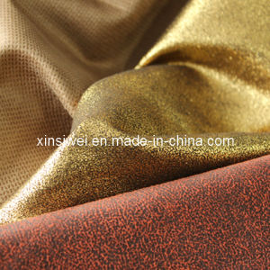 Suede Fabric with Finishment pictures & photos