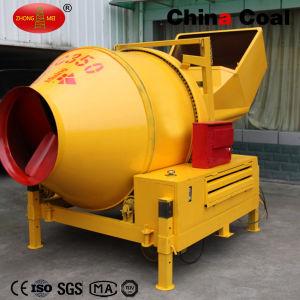 Diesel Engine Powered Concrete Mixer pictures & photos