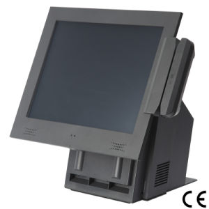 Easy Operating Touch POS with 32g Mini-SATA SSD