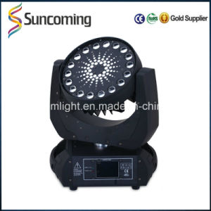 Disco DJ Light RGBW 4 in 1 LED Moving Head pictures & photos