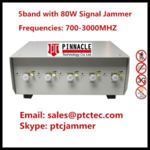 75W High Power Cellphone Signal Jammer pictures & photos
