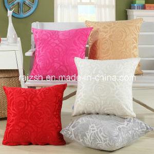 Solid Super Soft Velvet Fashion Pillow Case pictures & photos