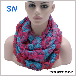 2015 Fashion Round Scarf New Design for Ladies pictures & photos