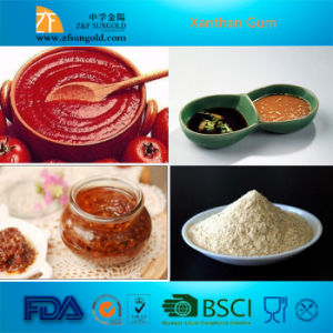 High Quality Food Grade Xanthan Gum pictures & photos