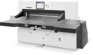Program Control Paper Cutter (166F) pictures & photos