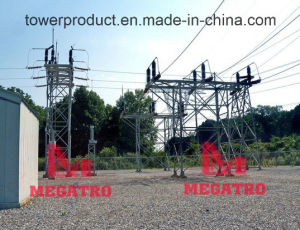 Megatro 115kv Transmission Substation Supports (MGS-TSM115) pictures & photos