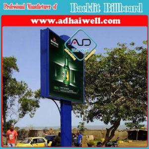 Highway Flag Adhesive Vinyl Film Printing Column Billboard Display pictures & photos