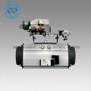 Piston Rack & Pinion Pneumatic Rotary Actuator Manur PT/G/NPT pictures & photos
