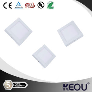 Fire Rated Waterproof AC85-265V 5inch Square LED Ceiling Light pictures & photos