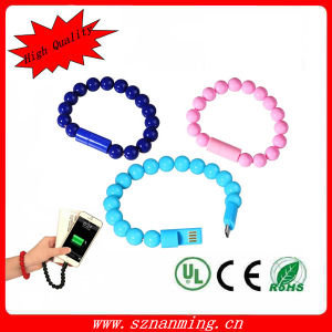 Hot Sale Bracelet Charging Cable for iPhone5 5s iPhone6 pictures & photos