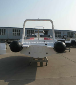 China Aqualand 20 Feet 6.2m Rigid Inflatable Fishing Boat/Rib Motor Boat/Speed Rescue/Patrol Boat (RIB620D) pictures & photos