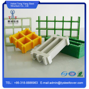 Anti-Slip FRP Grille Car Wash GRP Grating pictures & photos