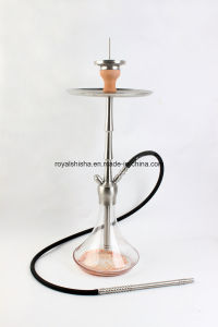 New Style Stainless Steel Smoking Water Pipe Shisha Hookah pictures & photos