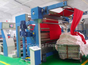 Textile Machine Heat-Setting Stenter Used for Cotton/Chemical Fiber /Blended Knitted /Woven Fabric pictures & photos