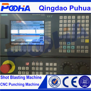 Fanuc System CNC Turret Punch Machine pictures & photos