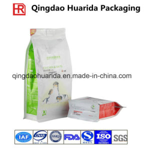 Customized Stand up Pet Food Packaging Bag with Ziplock pictures & photos
