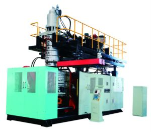 Rotary Tetra-Work Station Auto Blow Molding Machine (JG-XP) pictures & photos