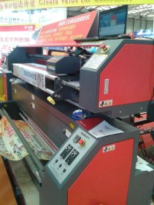 Audley Konica Flex Printing Machine/Sublimation Machine pictures & photos