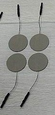 Self-Adhesive Electrode Diameter 50mm for Tens Use pictures & photos