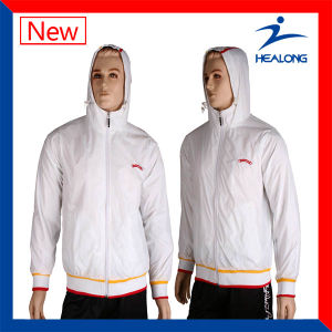 Healong Buy Digital Sublimation Waterproof Jacket pictures & photos