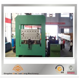 Automatic Hydraulic Rubber Frame Type Plate Vulcanizer with ISO BV SGS pictures & photos