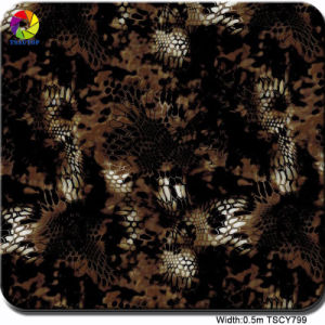 Tsautop 0.5m Tscy799-1 Animal Skin Patterns Water Transfer Printing Film pictures & photos