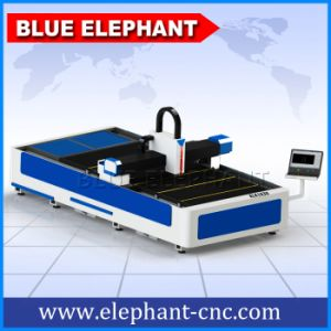 China Hot Sale Fiber Laser Metal Cutting Laser, Fiber Laser Cutting Machine for Carbon Steel Sheet pictures & photos