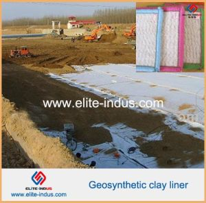 Sodium Bentonite Geosynthetic Clay Liner with ASTM Standrand pictures & photos