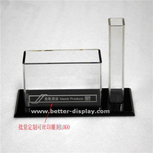 Business Card Holder and Pen Gift Set pictures & photos