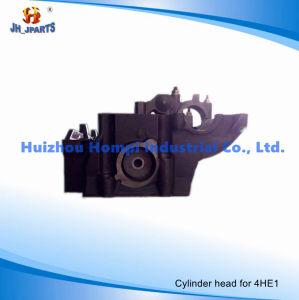 Engine Cylinder Head for Isuzu 4he1 8-97146-520-0 4jj1-Tc 4jx1 4jg1 pictures & photos