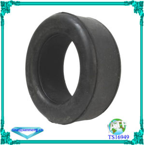 NBR SBR Cr EPDM Silicone Rubber Cable Grommet pictures & photos