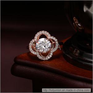 VAGULA Fashion Zircon Wedding Ring (Hlr14171) pictures & photos