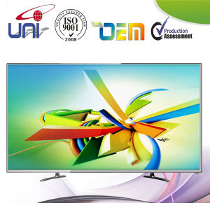2017 Uni Ultra Slim High Resolution HD 42-Inch E-LED TV pictures & photos