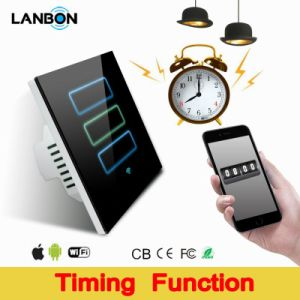 Mobile Phone APP Remote Control Smart Switch for Home Automation