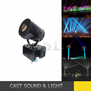 Outdoor Sky Rose 3000W Moving Head Search Light pictures & photos