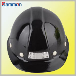 FRP Professional Miner′s Helmet (SM002)
