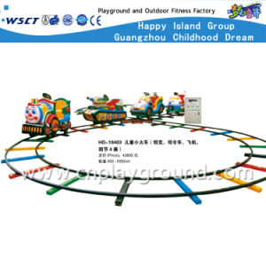 Children Small Size Electric Train Merry-Go-Round Equipment (HD-10403) pictures & photos