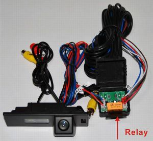 Hight Definition Reverse Car Camera for BMW 1 Series (HL-884) pictures & photos