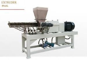 600-800 Kg/H Integral Barrel Design Twin Screw Extruder pictures & photos