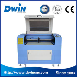 Fabric and Leather Pattern Laser Engraving Cutting Machine From Dwin pictures & photos