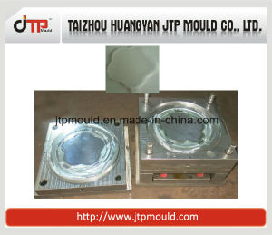 Cover Mould of Flower Shape Plastic Fruit Tray pictures & photos