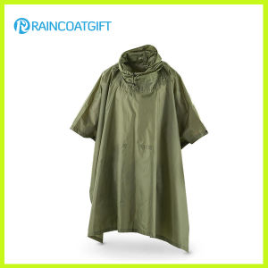 High Quality Polyester Rain Ponchos Rpe-146 pictures & photos