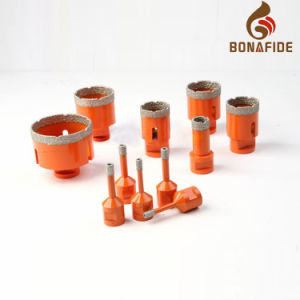 High Speed Brazed Diamond Drill Core Bits-Bdm006 pictures & photos