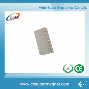 N48 Permanent Neodymium Strong Block Magnet pictures & photos