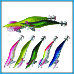 Full Size Good Performance Squid Jig pictures & photos