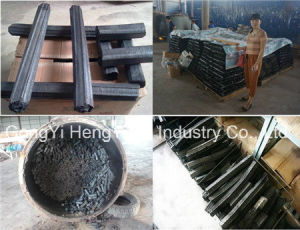 Low Consumption Wood Charcoal Carbonization Machine pictures & photos