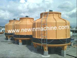 FRP Round Type Cooling Tower pictures & photos