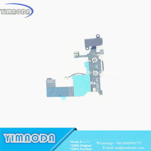 USB Charger Charging Port Dock Connector Flex Cable for iPhone 5 5g Headphone Audio Jack with Antenna Mic Microphone pictures & photos