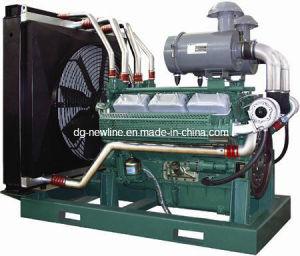 NPWD Series Generator Set Prime 125KVA-350KVA (X6 Series)
